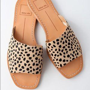 Dolce Vita Cato Sandals Leopard